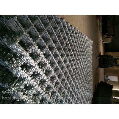 奇台@菱形孔焊接刺网围栏@菱形孔焊接刺网围栏厂家价格