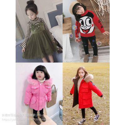 广州童装批发市场哪里冬季50以内童装棉衣批发货到付款时尚童装棉袄进货渠道