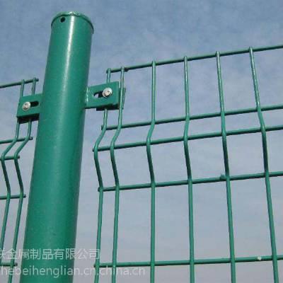 桃形立柱护栏网供应隔离栅护栏