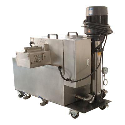 氧化皮处理设备 力泰清洗机自带机器人接料装置