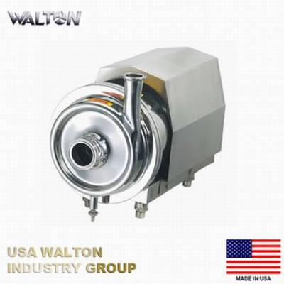 进口卫生级磁力泵 不锈钢磁力泵 美国WALTON沃尔顿
