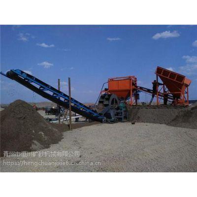 出售河沙水洗生产线 烟台小型洗石机厂家