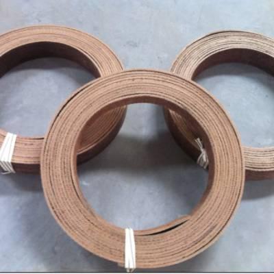 专业生产树脂刹车带  制动闸带  石棉橡胶铜丝刹车带80*8