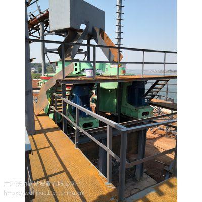 沃力广东珠海制沙机环保制沙处理制砂机噪音问题!