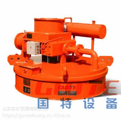 国特强迫油循环盘式电磁除铁器散热效率极佳