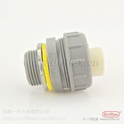 塑料软管接头 PVC接头 加强筋管塑筋管软管接头 厂家出口常供产品