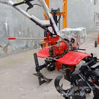 汽油机为动力犁地翻土机 农用旋耕机 柴油多功能旋耕机