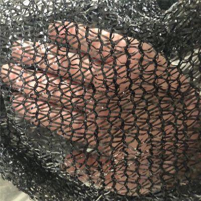 黑色盖土卷网 遮阳网价格 建筑工地黑色防尘网