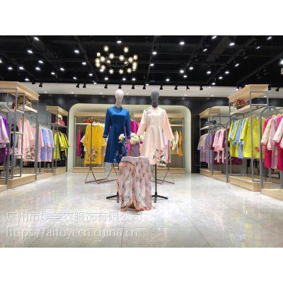 深圳高端品牌【熏香美人】改良旗袍专柜同步货品分份走份批发