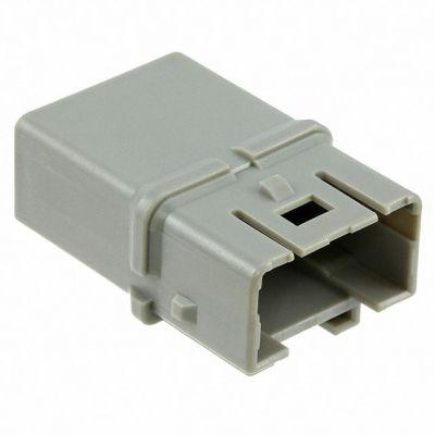 HRS 广濑 正品现货 GT17HSP-4P-HU(B) 胶壳 塑壳 连接器 1个起售