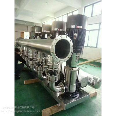 气体顶压供水设备制造低价热销