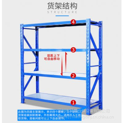横跨梁货架 货架设计定制厂家 货架批发 轻中重型货架 移动式货架 环保无气味货架
