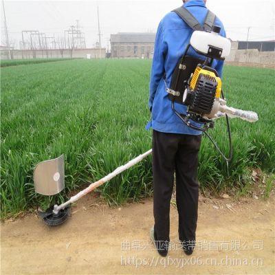 圆盘式割草机果园 收割干净