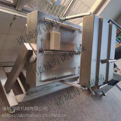 厂家直销倾斜式番茄酱包装机 可调节角度真空封口设备