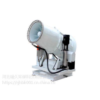 瑞久雾炮机除尘器生产改进技术