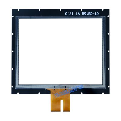 商场台式嵌入式一体机电容屏