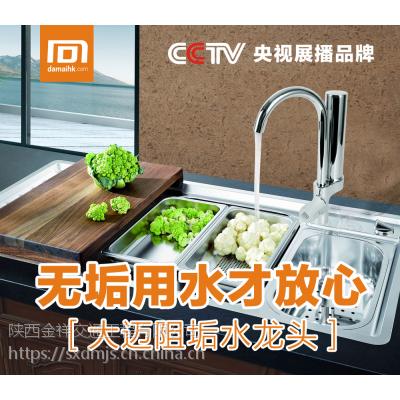 大迈DM-T4净化水龙头 厨房净水龙头 除垢除氯