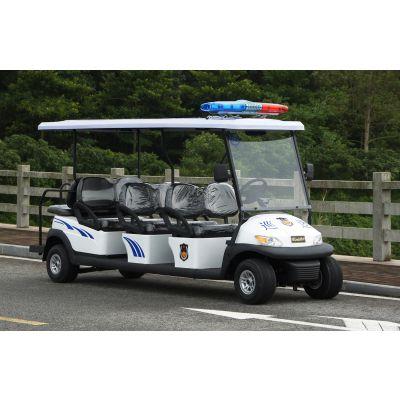 卓越8座电动巡逻车/A1P8白色