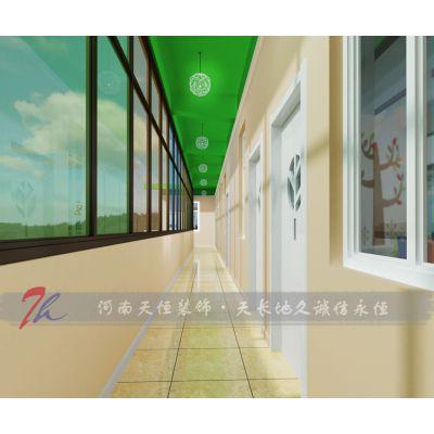 新郑幼儿园装修设计、怎样装修设计一家孩子们喜欢的幼儿园