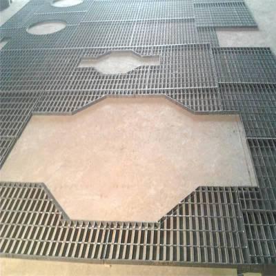 优质格栅板供应商 辽宁异型格栅板定做 河北热镀锌钢格板