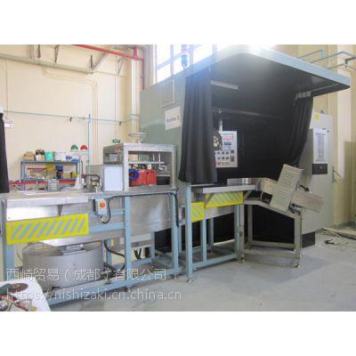 日本marktec码科泰克旋转磁场型磁粉探伤设备,成都西野供应