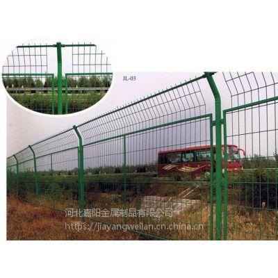 北京公路护栏网价格 大兴绿色护栏网