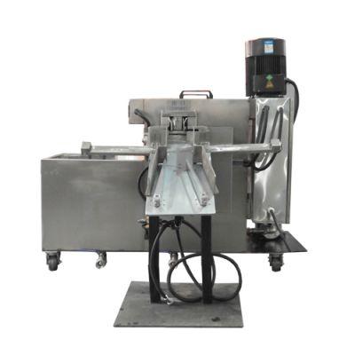具有锻件温度分选功能 力泰自动氧化皮清洗机