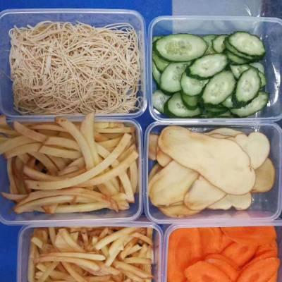 佳鑫 食品厂带鱼切段机 不锈钢木耳切丝机 人造肉切片机质量保障