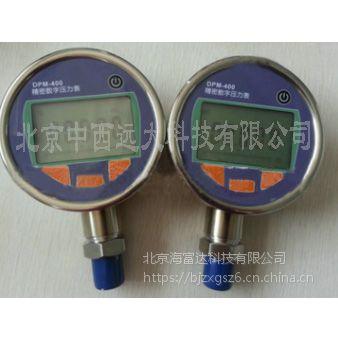 中西 密数显压力表 耐震数字压力表 型号:DPM400库号:M407330
