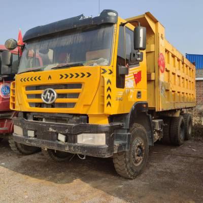 山西忻州低价出售多台红岩金刚自卸车