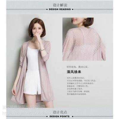 服装打包价和拿货价城市衣柜拉链开衫立领韩版上衣