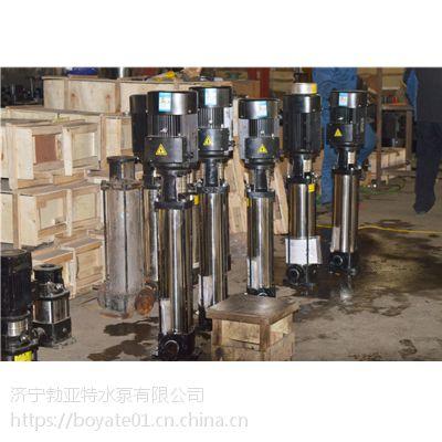 厂家直销QDL变频 机电设备多级增压泵