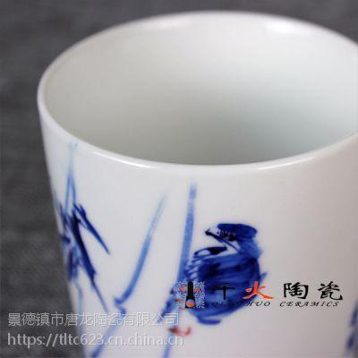 陶瓷茶杯价格江西景德镇订做生产厂家