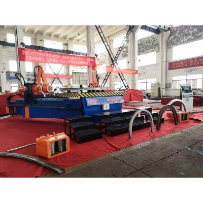 拉弯机厂家供应70吨12米弯28号工字钢拉弯机设备