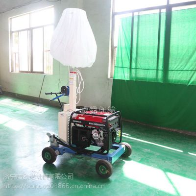 户外大功率工程照明车 夜间施工专用工程照明车厂家直销