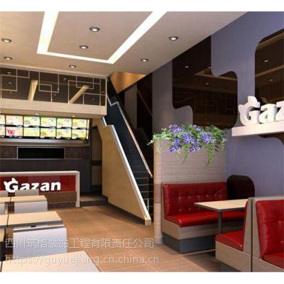 成都餐饮店设计装修怎么对餐饮店进行区间划分合理