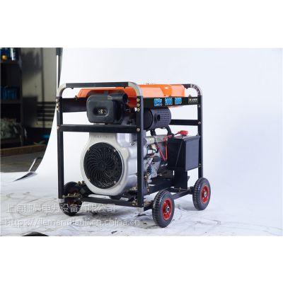 250A柴油发电电焊两用机油耗低
