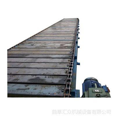 连续输送板链输送机直销 重物输送链板输送机生产规格制造厂家