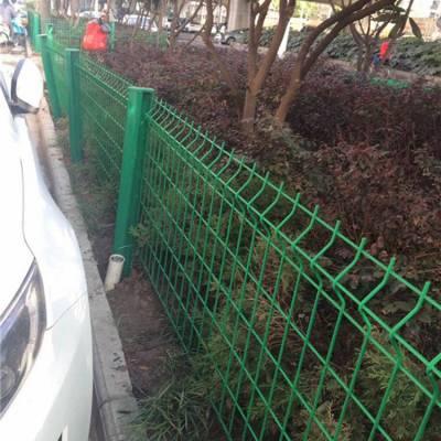佛山双边丝护栏网 边框围栏网现货 清远隔离栏