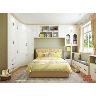 美学大师卧室床头柜经典北欧实木储物柜收纳柜现代时尚简约