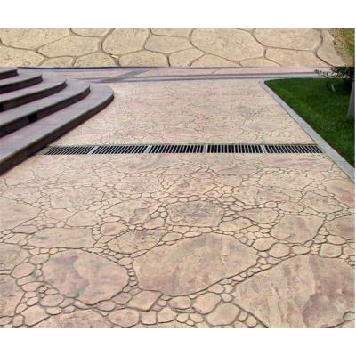 青岛金刚砂地面做法 山东金刚砂地坪施工工艺 亚斯特