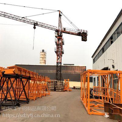 山东泽宇塔机 QTZ 6010 塔吊生产厂家