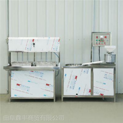 大兴安岭豆腐机生产线 仿手工豆腐机 智能商用