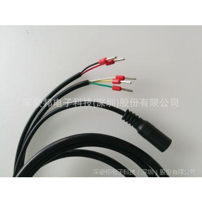 绝缘端子冷压电源线   8芯10芯可来样或图纸定制 控制线供电线
