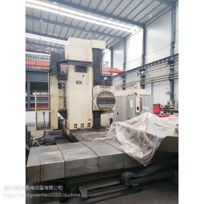厂家供应中捷THP6513数控卧式铣镗床主轴直径130mm