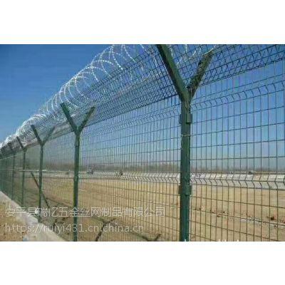 监狱专用Y型防爬铁丝网@广州监狱专用Y型防爬铁丝网生产厂家