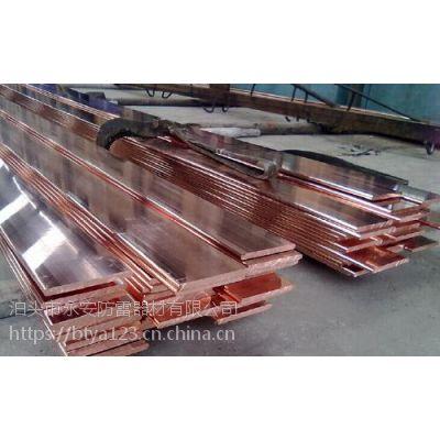铜包钢扁钢的优点及用途