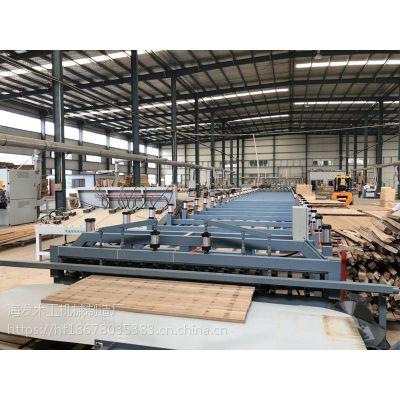 木工机械拼板机 拼板机生产线