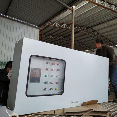 淮北通风变频自动控制柜 恒压供水变频柜 多规格控制柜