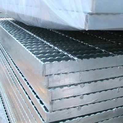 安平钢格板 镀锌格栅板 钢格板现货